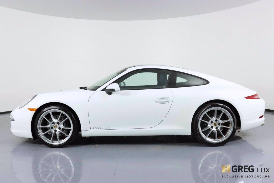 2014 Porsche 911 Carrera 4 #23
