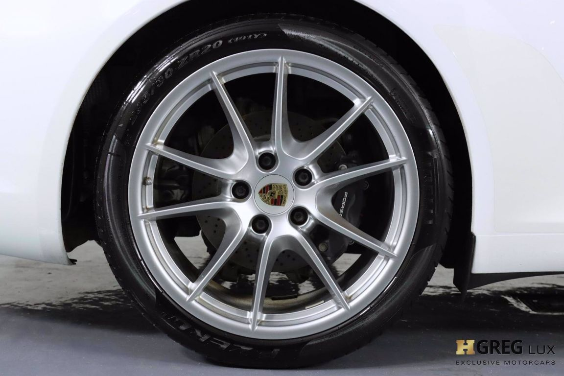 2014 Porsche 911 Carrera 4 #15