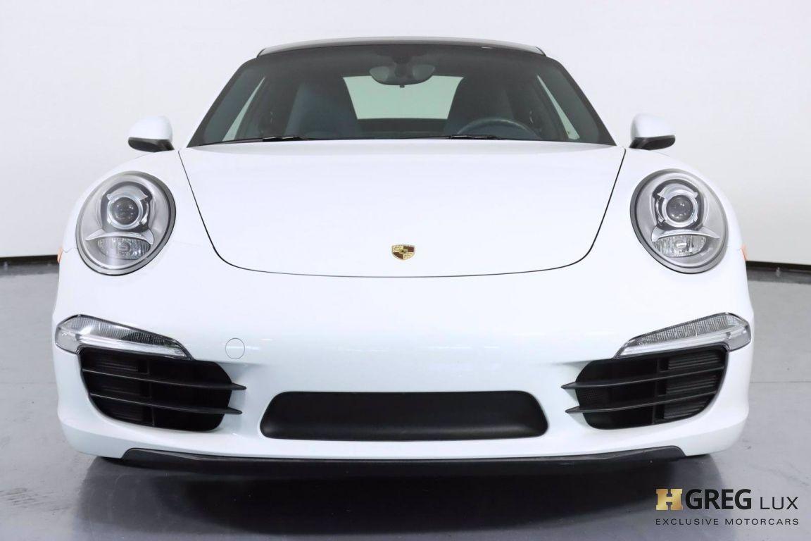 2014 Porsche 911 Carrera 4 #3