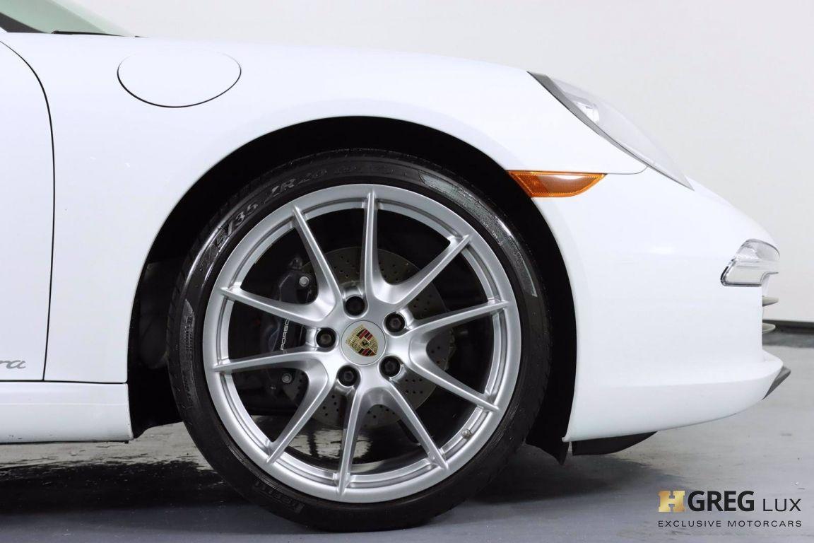 2014 Porsche 911 Carrera 4 #11