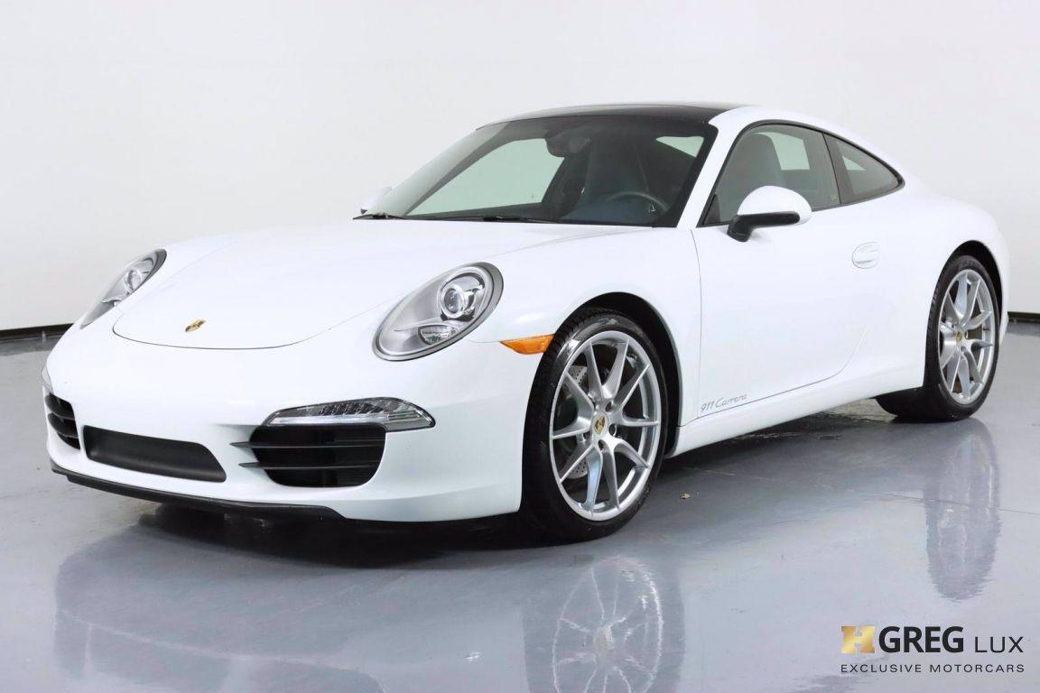 2014 Porsche 911 Carrera 4 #30