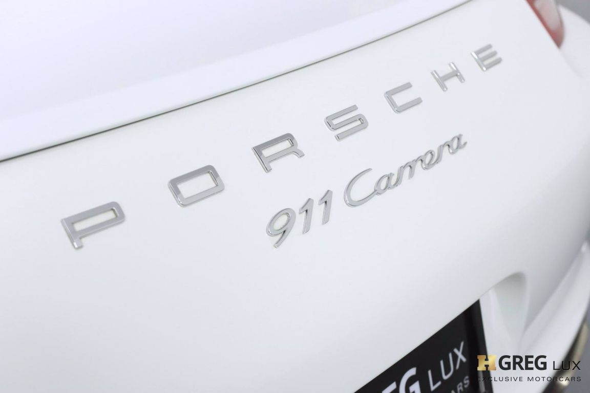 2014 Porsche 911 Carrera 4 #21