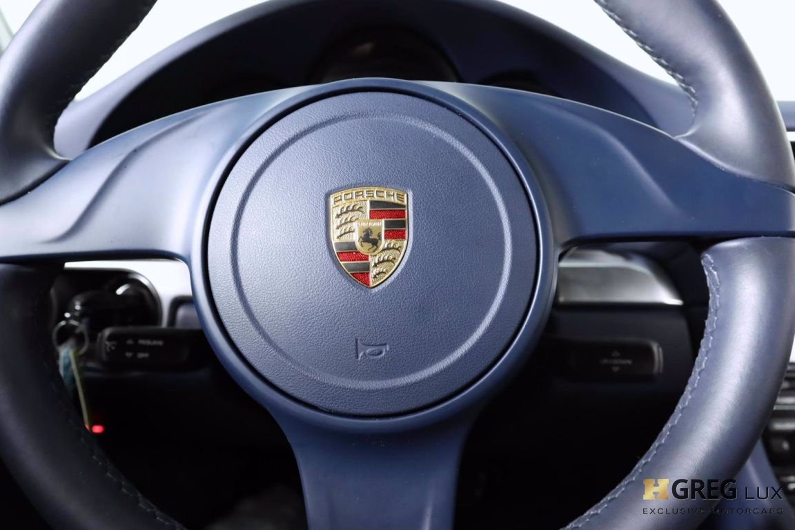 2014 Porsche 911 Carrera 4 #45