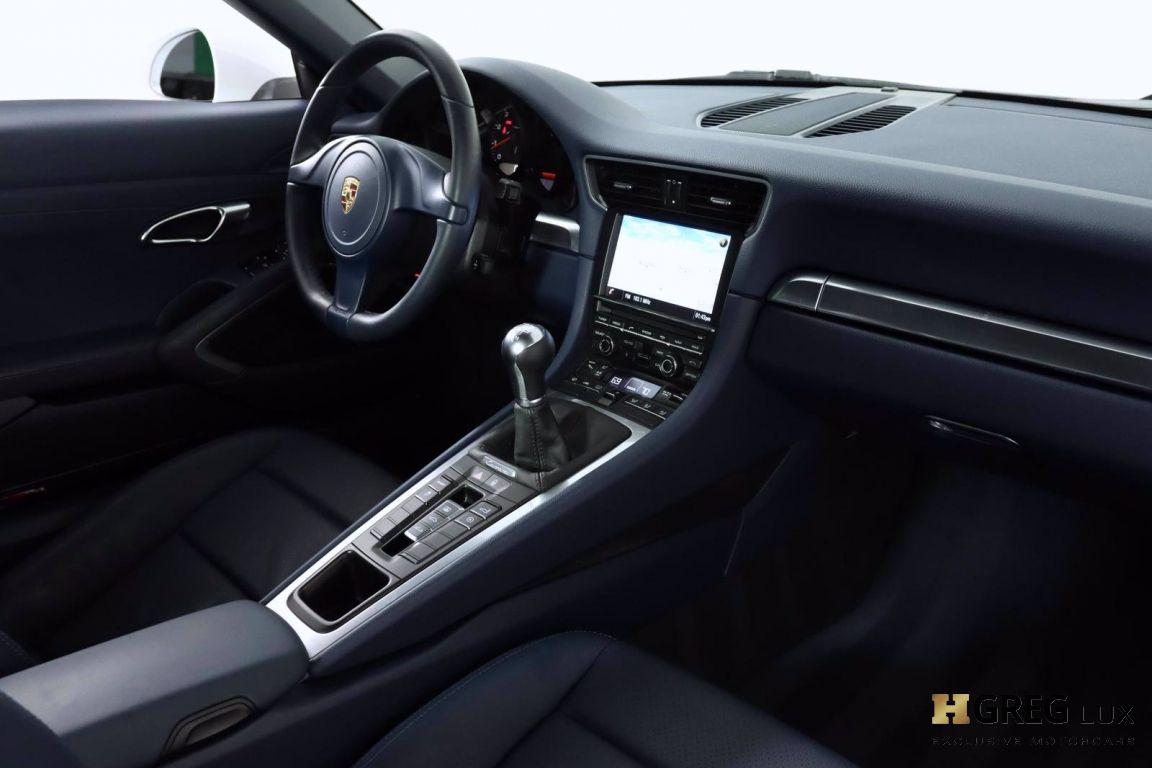 2014 Porsche 911 Carrera 4 #46
