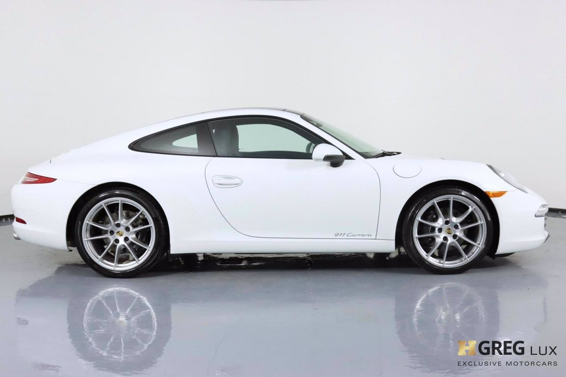 2014 Porsche 911 Carrera 4 #10