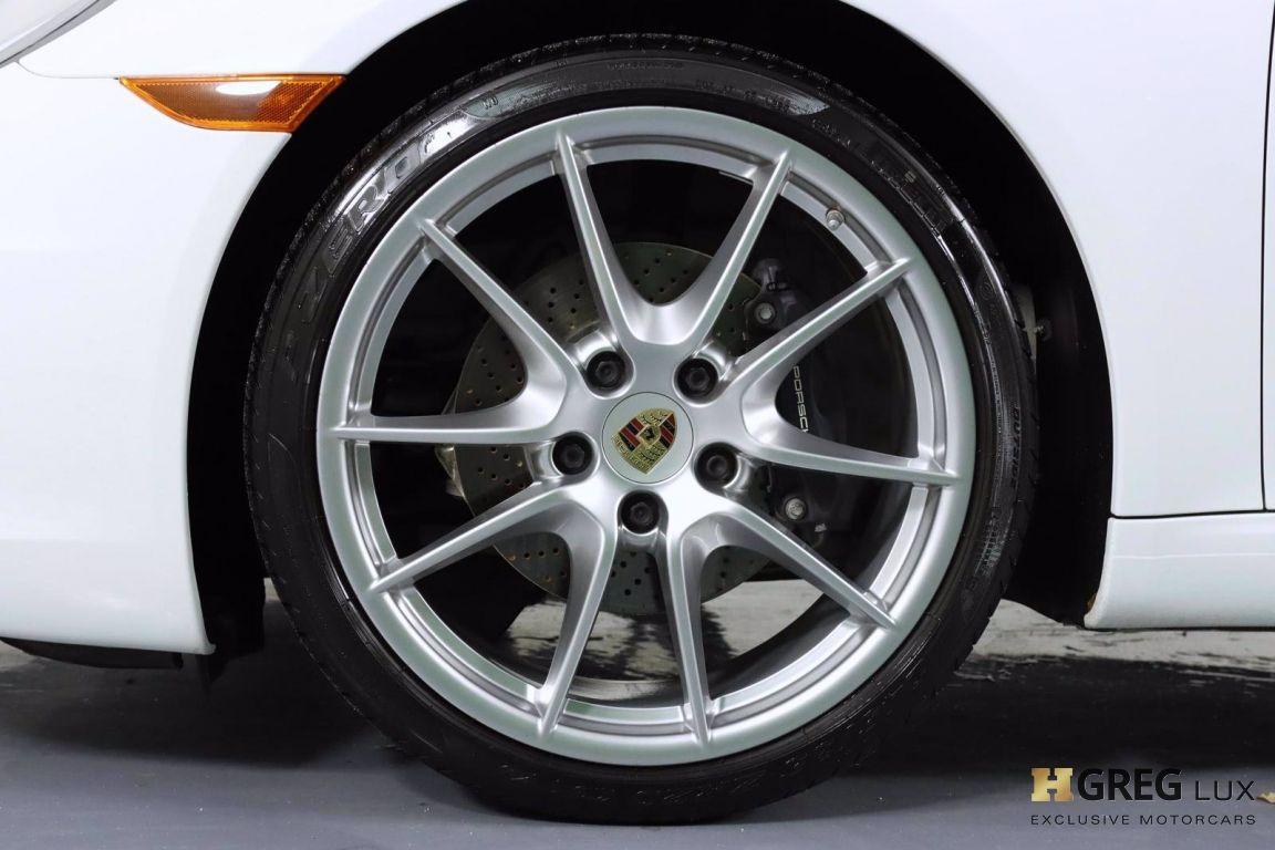 2014 Porsche 911 Carrera 4 #25