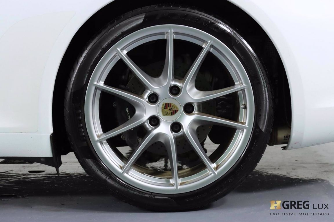 2014 Porsche 911 Carrera 4 #27