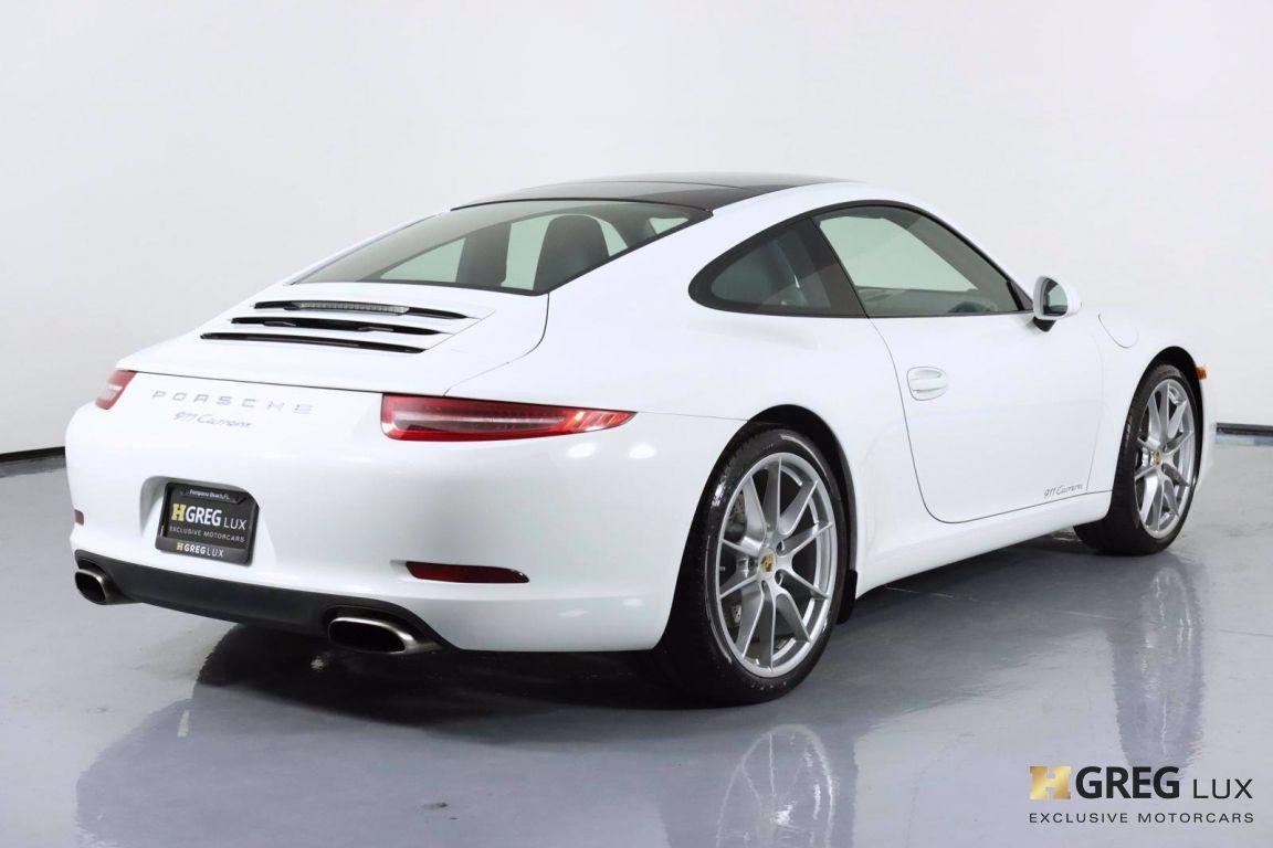 2014 Porsche 911 Carrera 4 #17