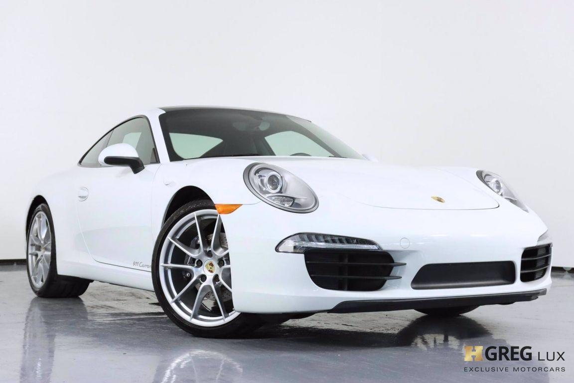 2014 Porsche 911 Carrera 4 #29