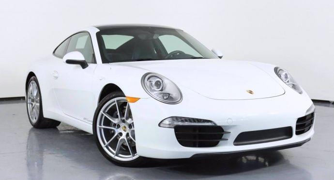 2014 Porsche 911 Carrera 4 #0