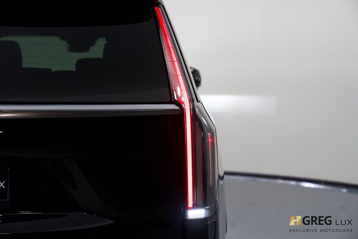 2021 Cadillac Escalade ESV Premium Luxury #19