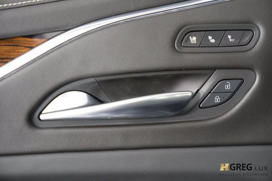 2021 Cadillac Escalade ESV Premium Luxury #47