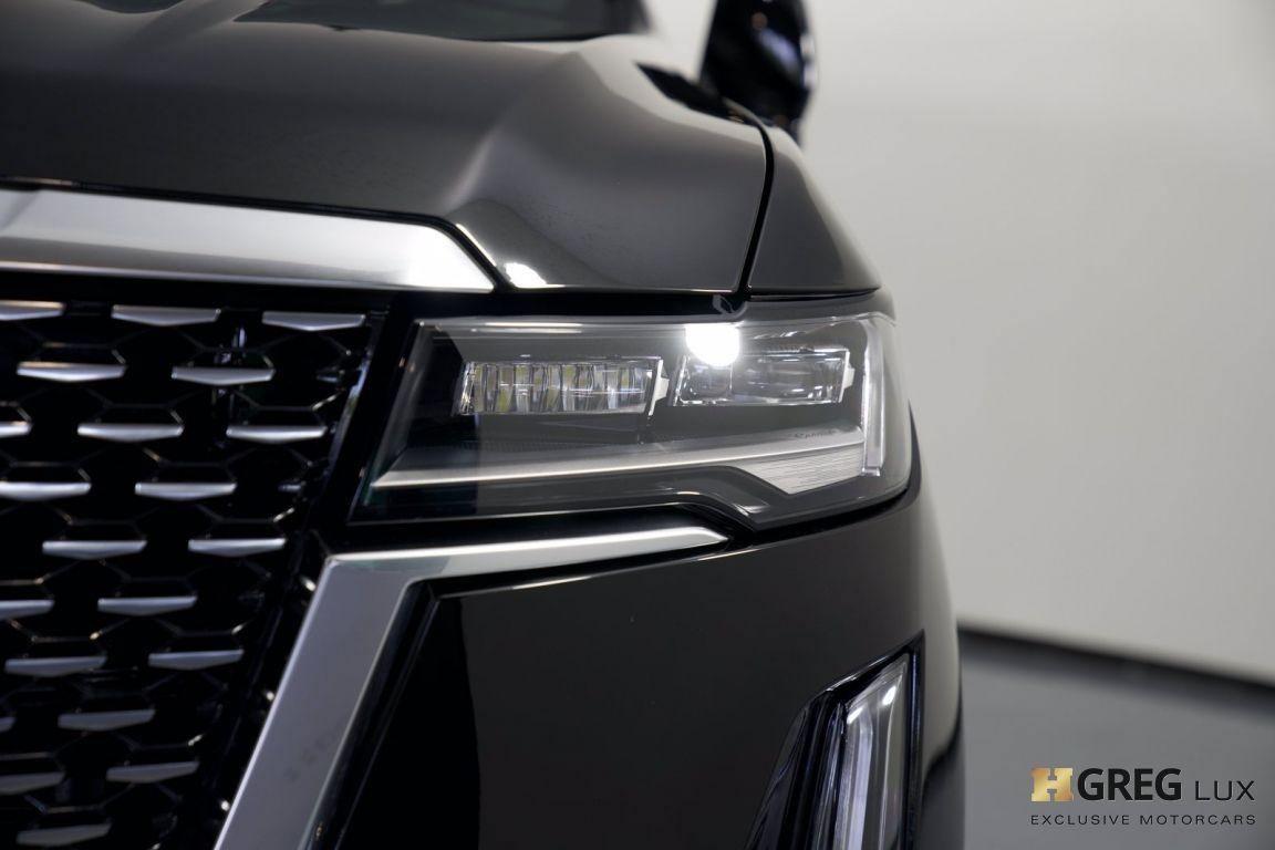 2021 Cadillac Escalade ESV Premium Luxury #5