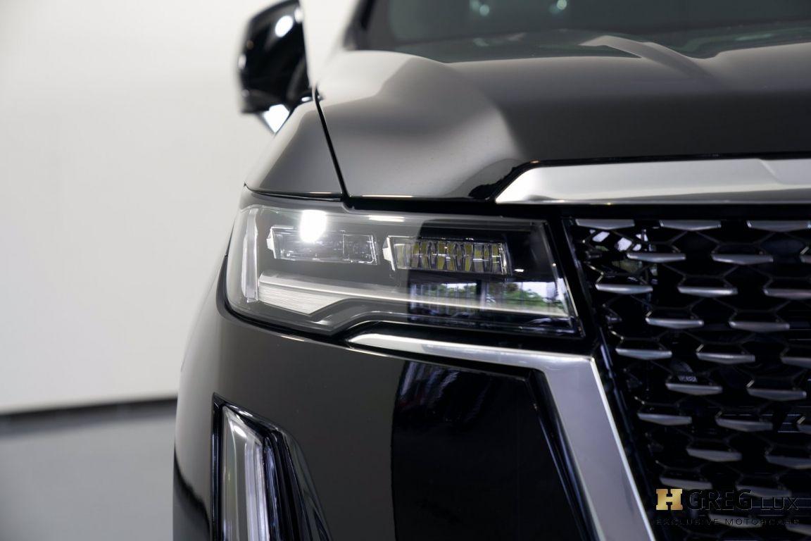 2021 Cadillac Escalade ESV Premium Luxury #4
