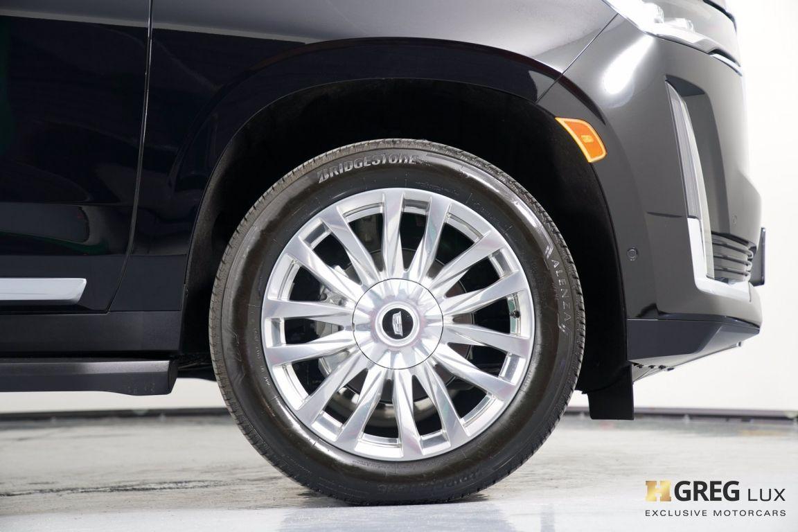 2021 Cadillac Escalade ESV Premium Luxury #10