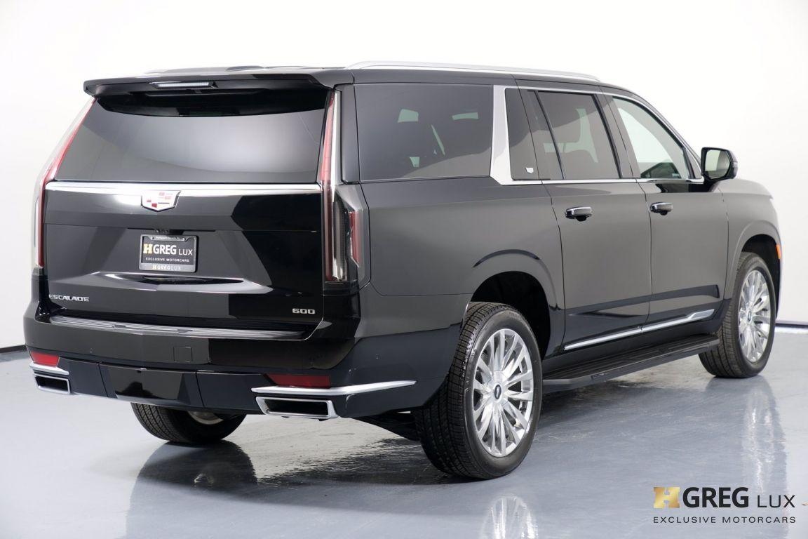 2021 Cadillac Escalade ESV Premium Luxury #16