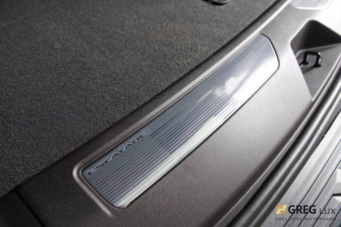 2021 Cadillac Escalade ESV Premium Luxury #73