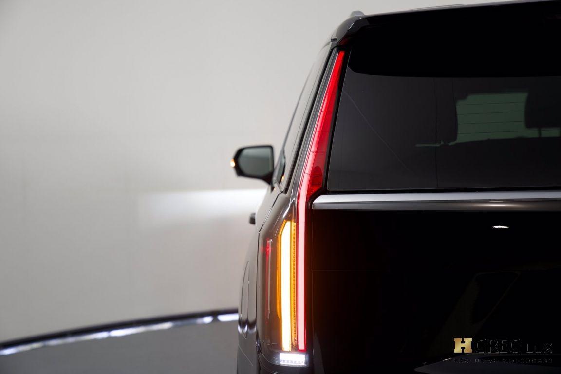 2021 Cadillac Escalade ESV Premium Luxury #18
