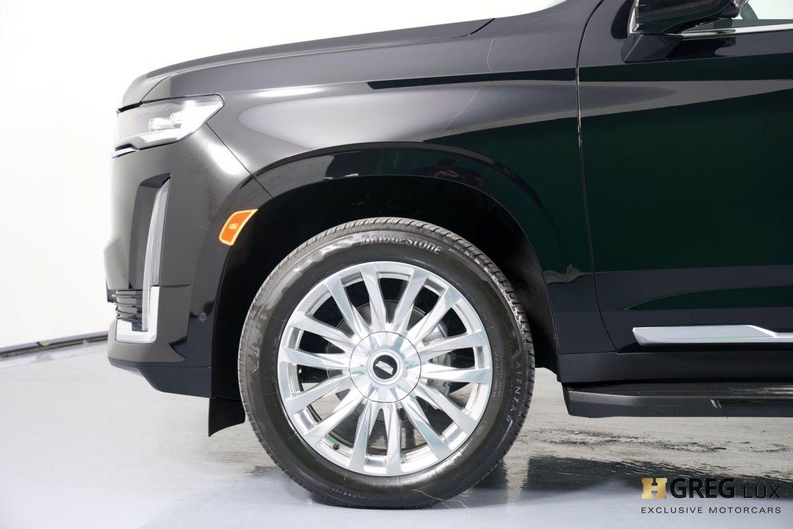 2021 Cadillac Escalade ESV Premium Luxury #25