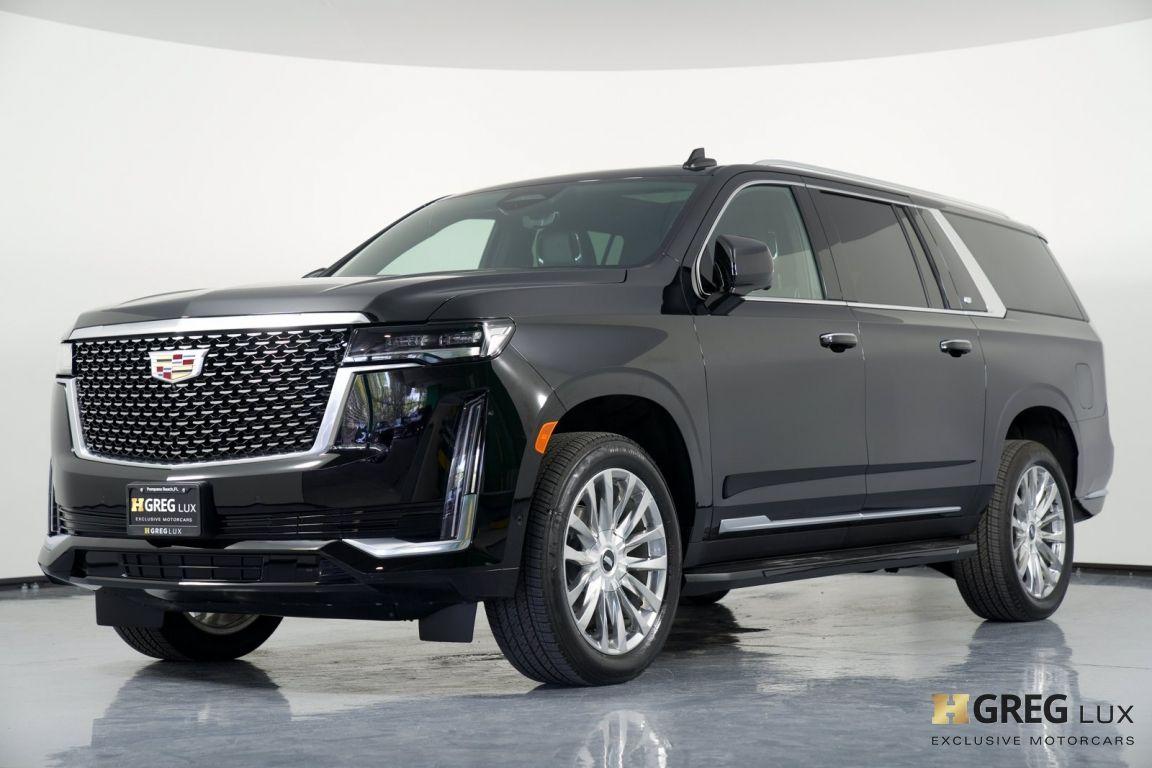 2021 Cadillac Escalade ESV Premium Luxury #31