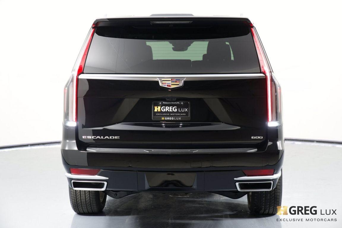 2021 Cadillac Escalade ESV Premium Luxury #17