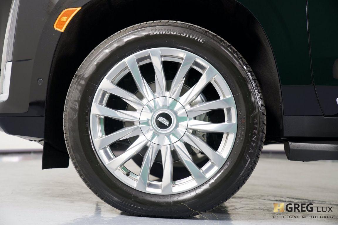 2021 Cadillac Escalade ESV Premium Luxury #26