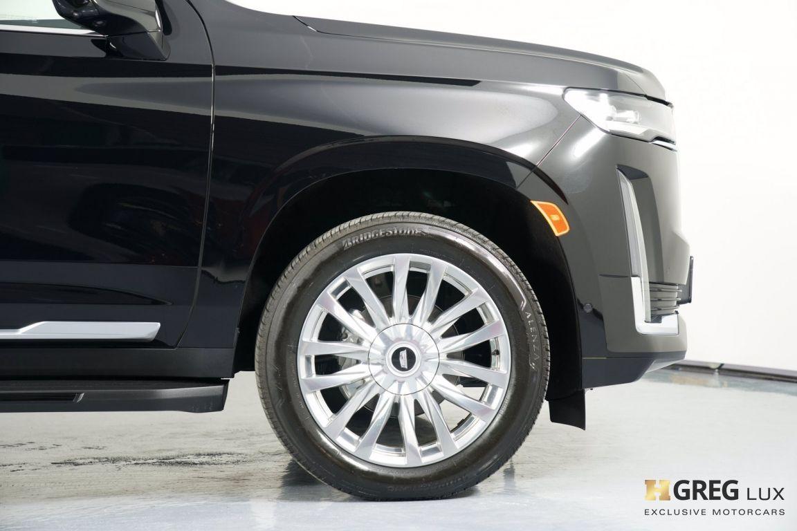 2021 Cadillac Escalade ESV Premium Luxury #9