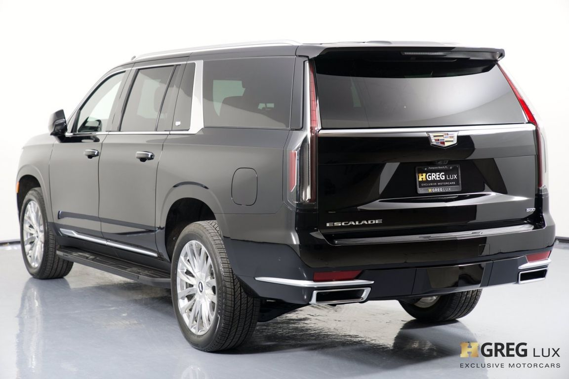 2021 Cadillac Escalade ESV Premium Luxury #23