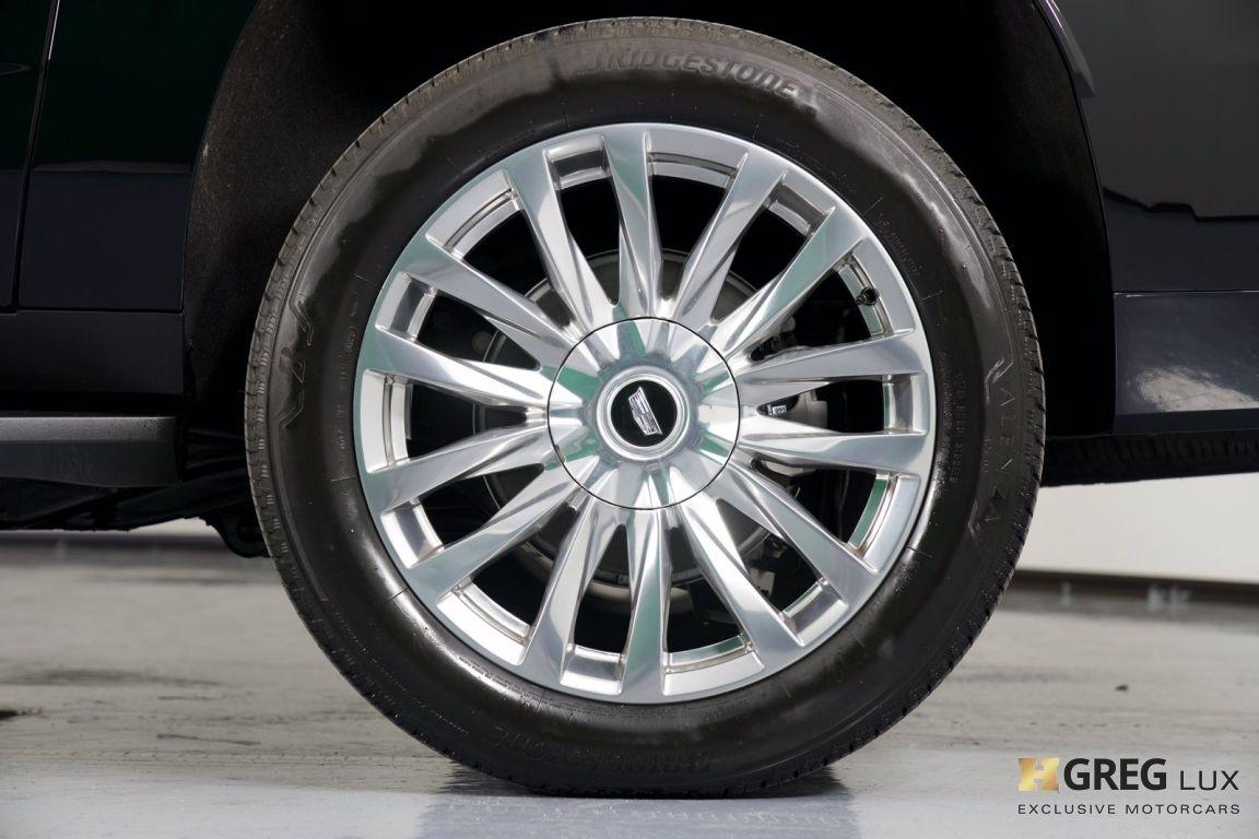 2021 Cadillac Escalade ESV Premium Luxury #29