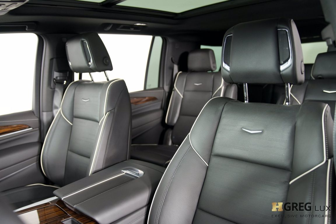 2021 Cadillac Escalade ESV Premium Luxury #2