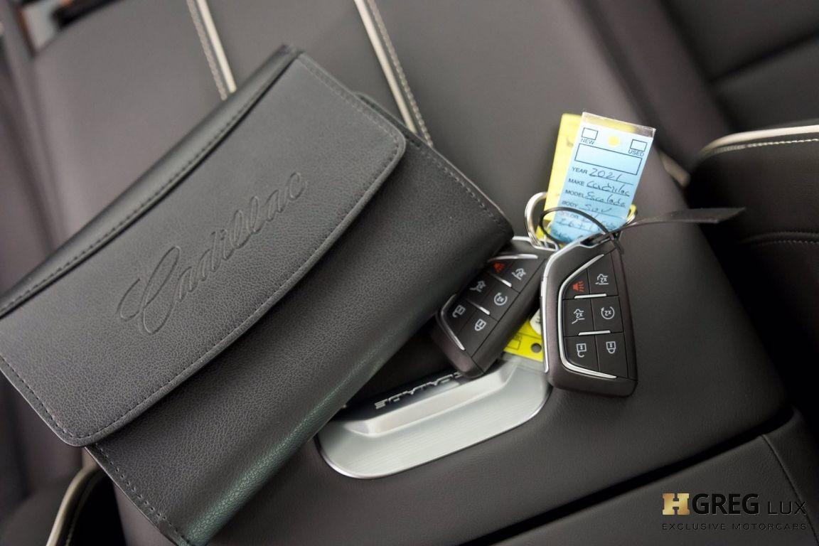 2021 Cadillac Escalade ESV Premium Luxury #70