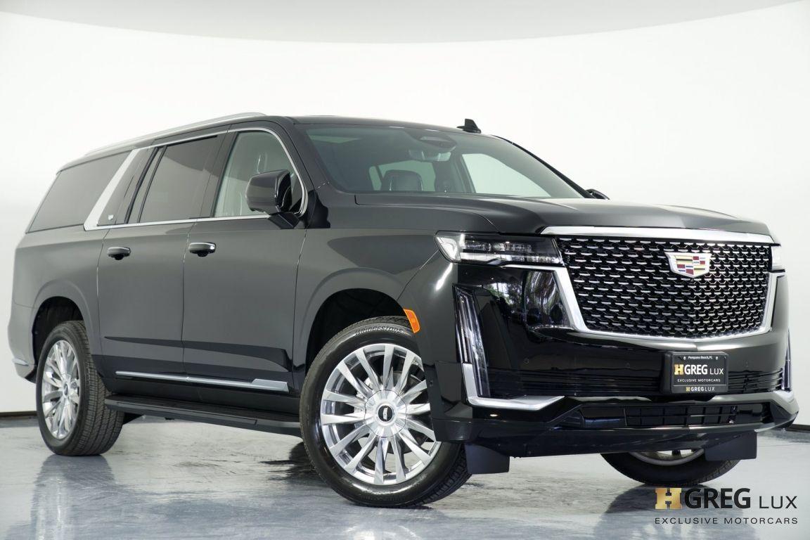 2021 Cadillac Escalade ESV Premium Luxury #32