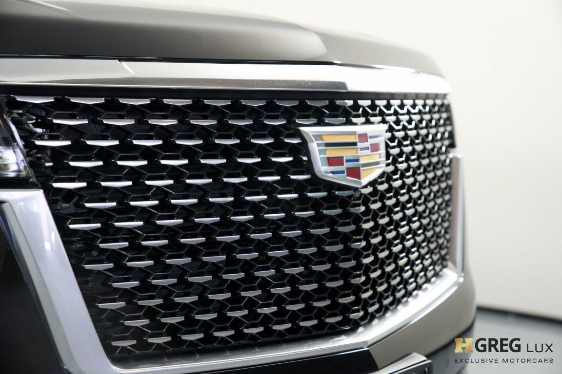 2021 Cadillac Escalade ESV Premium Luxury #8