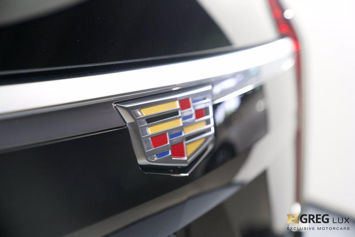 2021 Cadillac Escalade ESV Premium Luxury #21
