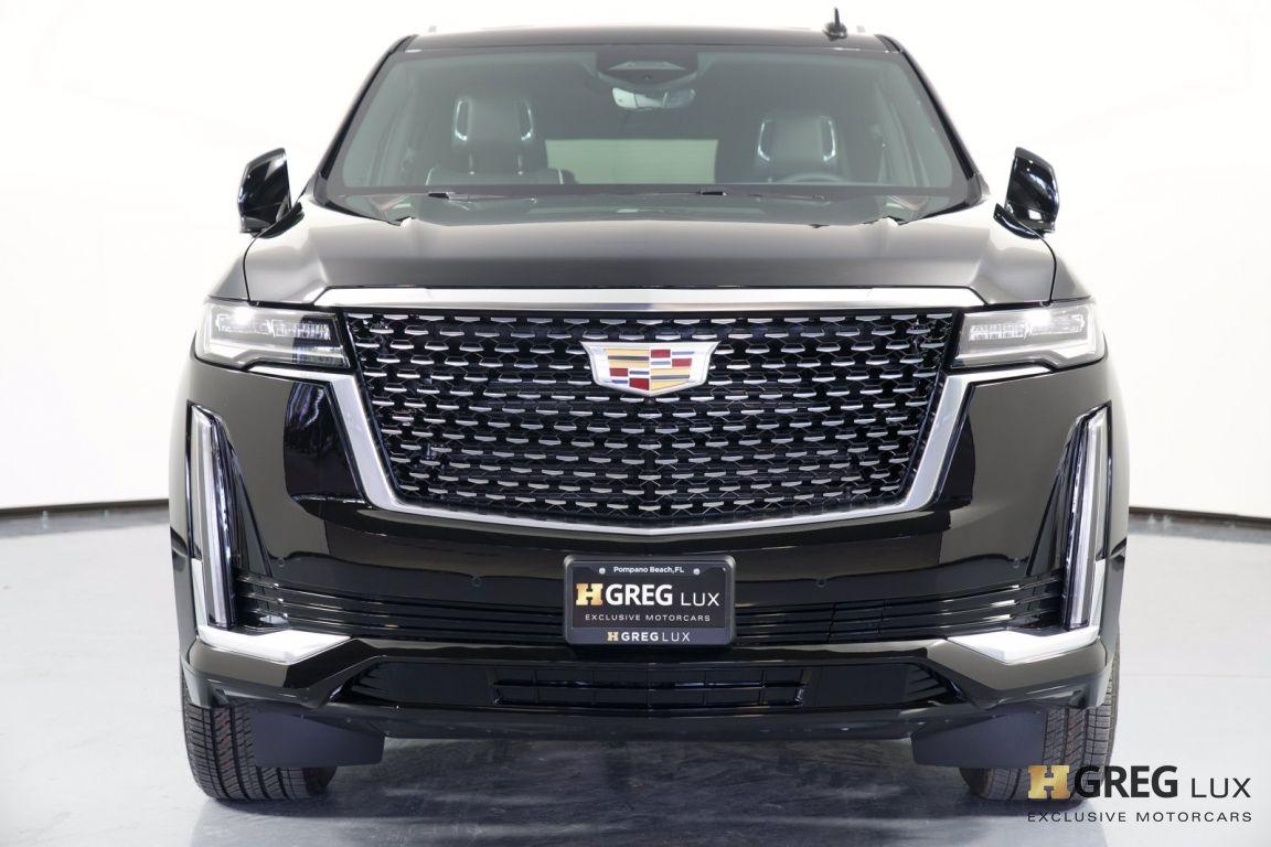 2021 Cadillac Escalade ESV Premium Luxury #3