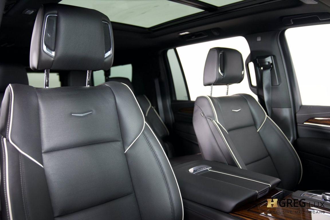 2021 Cadillac Escalade ESV Premium Luxury #36