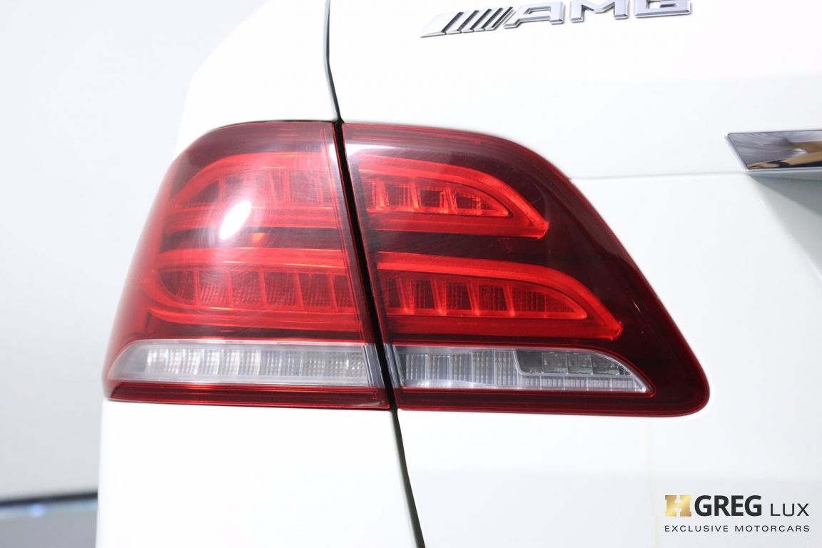 2018 Mercedes Benz GLE AMG GLE 63 S #22