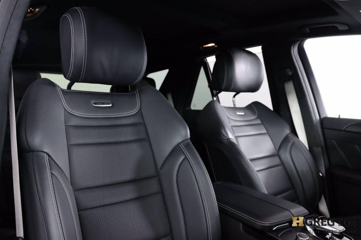 2018 Mercedes Benz GLE AMG GLE 63 S #37