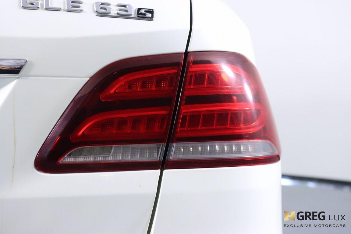2018 Mercedes Benz GLE AMG GLE 63 S #23