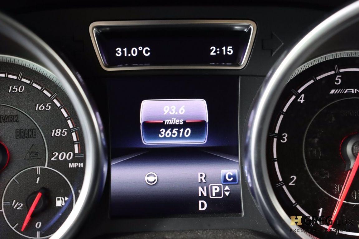 2018 Mercedes Benz GLE AMG GLE 63 S #61