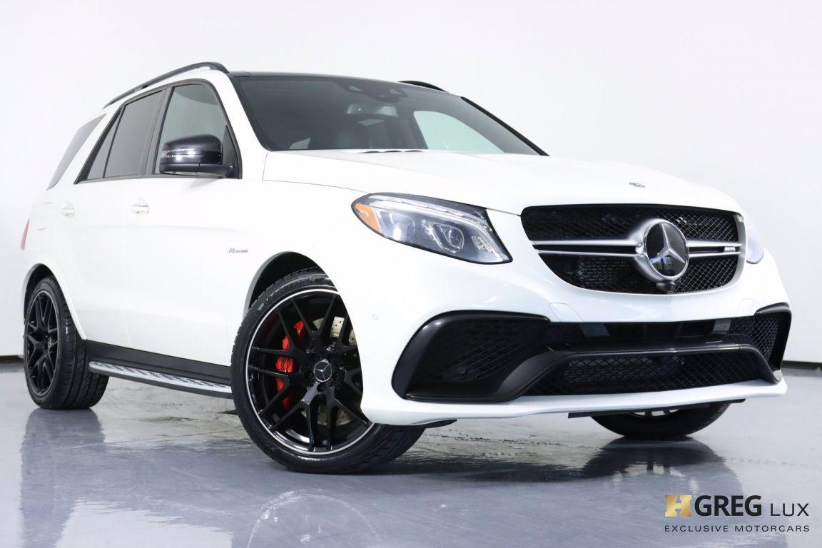 2018 Mercedes Benz GLE AMG GLE 63 S #33