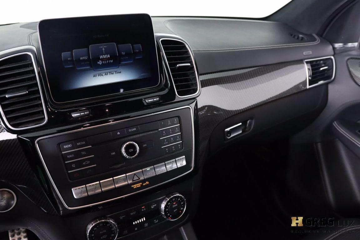 2018 Mercedes Benz GLE AMG GLE 63 S #47