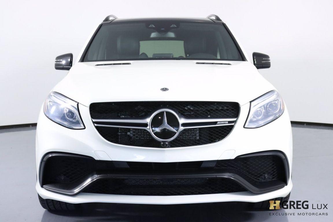 2018 Mercedes Benz GLE AMG GLE 63 S #10
