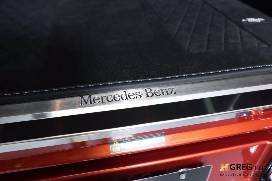 2017 Mercedes Benz G Class G 550 4x4 Squared #66