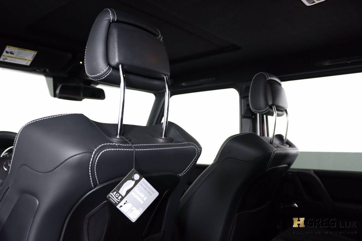 2017 Mercedes Benz G Class G 550 4x4 Squared #62