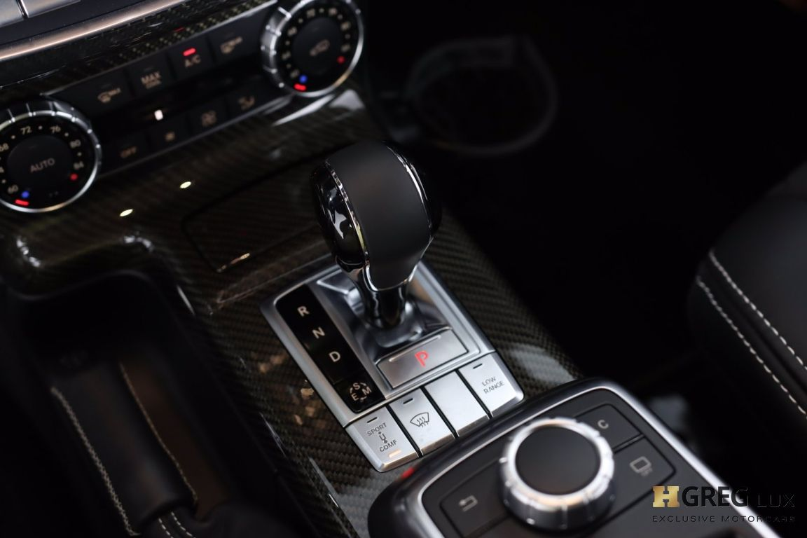 2017 Mercedes Benz G Class G 550 4x4 Squared #50
