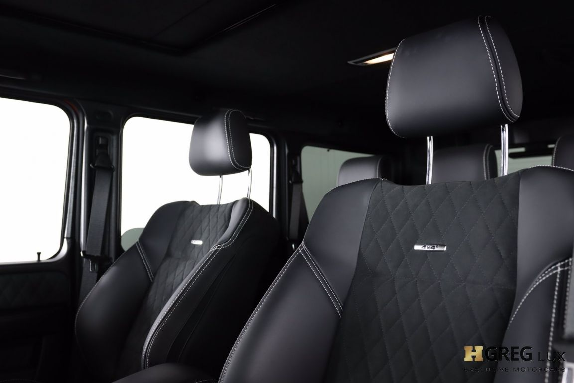 2017 Mercedes Benz G Class G 550 4x4 Squared #2
