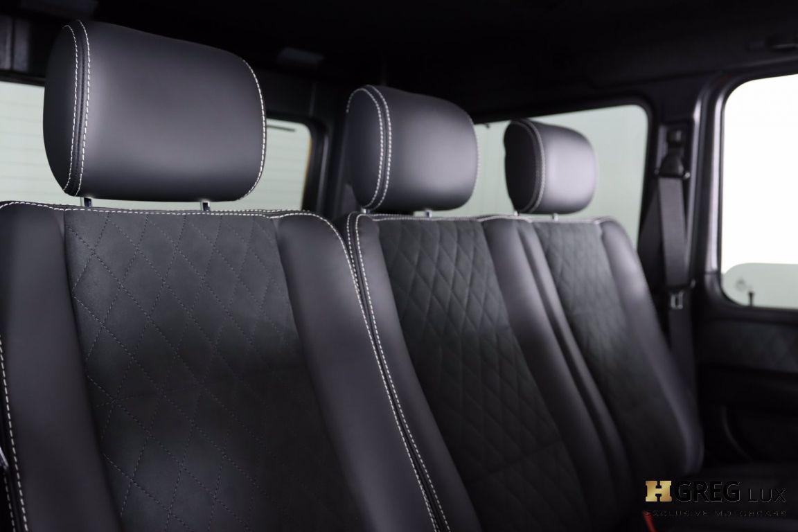 2017 Mercedes Benz G Class G 550 4x4 Squared #42
