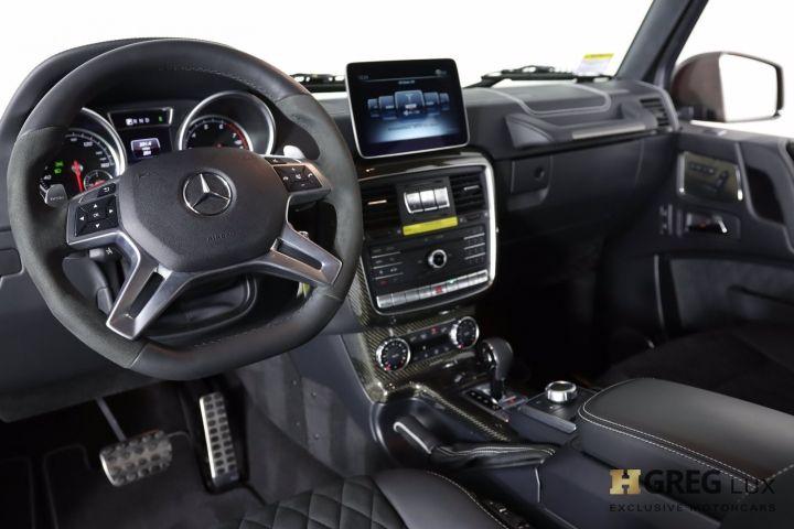 2017 Mercedes Benz G Class G 550 4x4 Squared #1