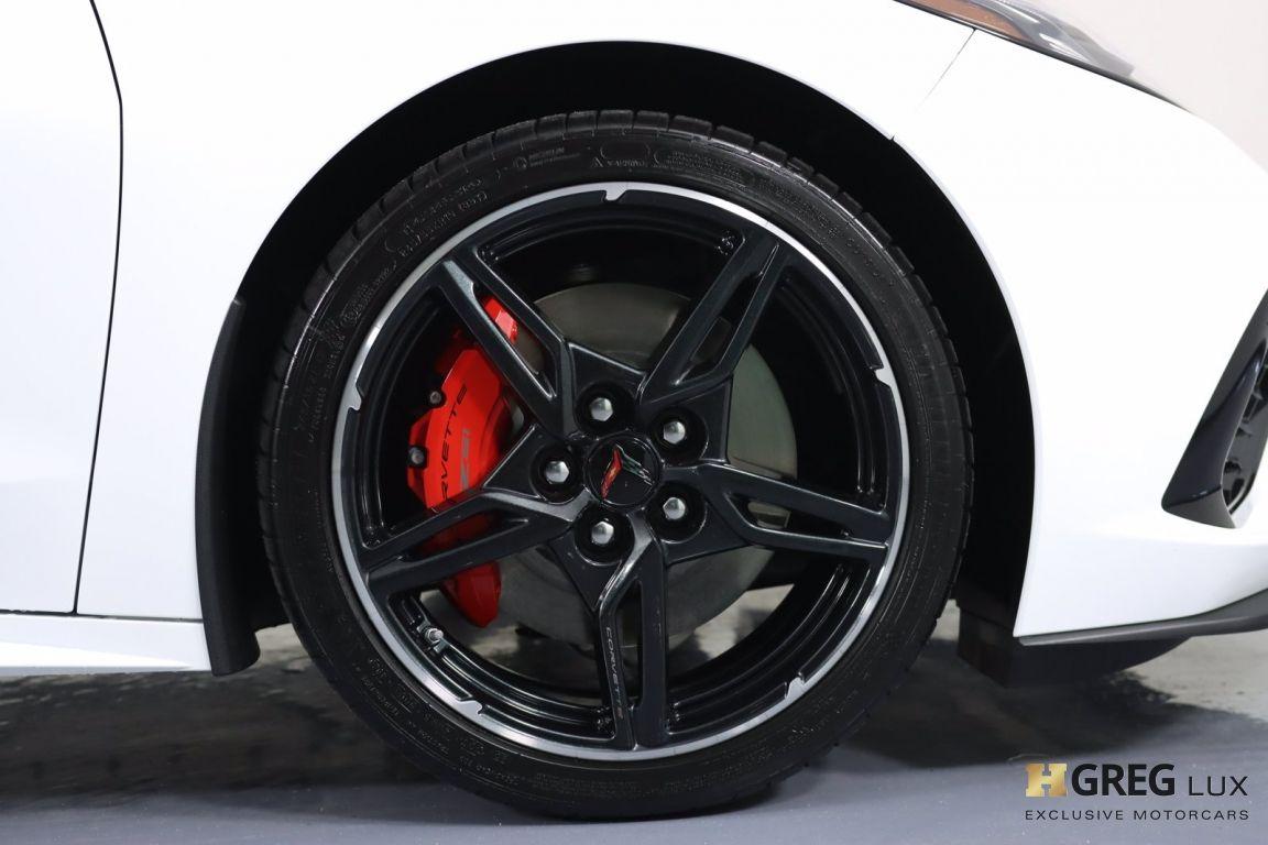 2021 Chevrolet Corvette 2LT #12